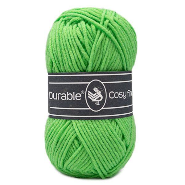 Durable Cosyfine col.1547 / neon green