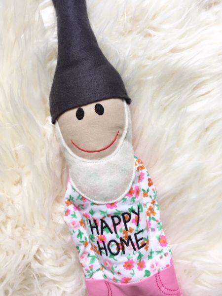 Langer Mützenmann - Happy Home