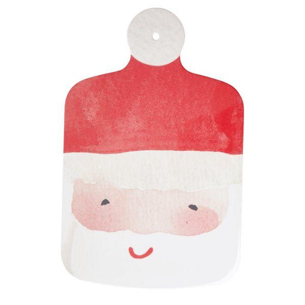 "Melamin Schneidebrett ""Santa"" von Rice"