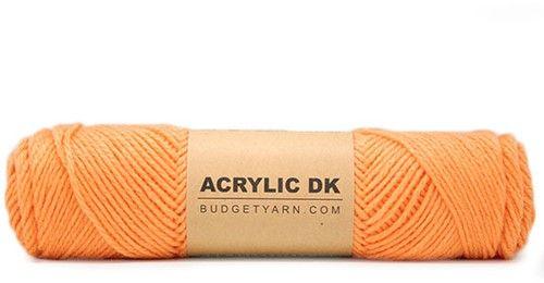 BUDGETYARN - Acrylic DK - 016