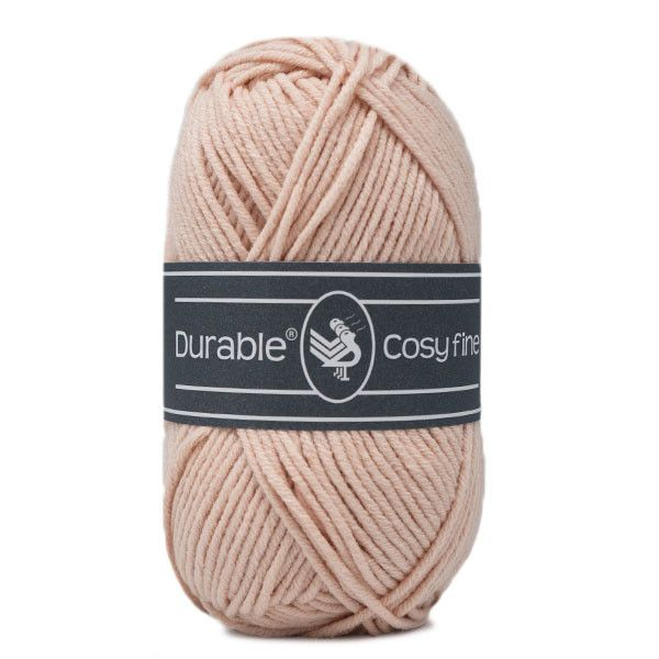 Durable Cosyfine col.2192 / pale pink