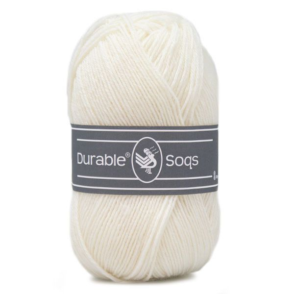 Durable Soqs col.326 / ivory