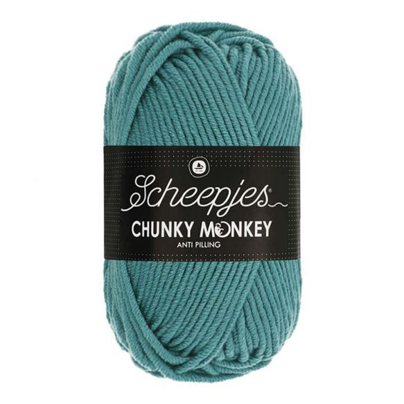 CHUNKEY MONKEY col.1722 - Carolina Blue