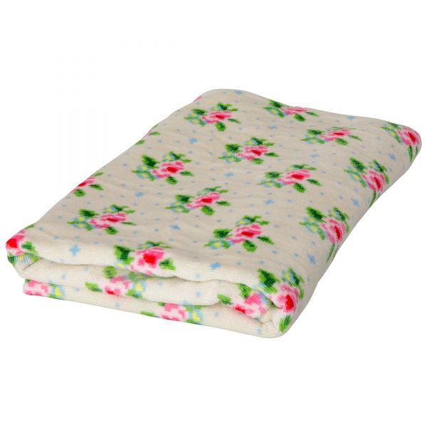 Cream Bath Towel von Rice