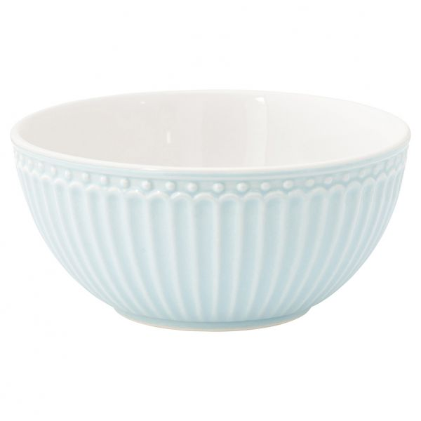 Cereal bowl Alice pale blue von GreenGate