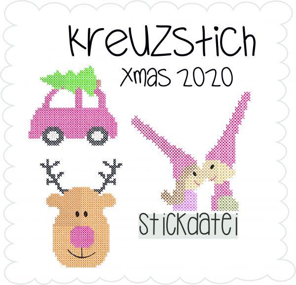 Kreuzstich xmas 2020