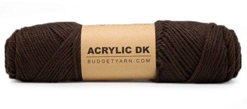 BUDGETYARN - Acrylic DK - 028