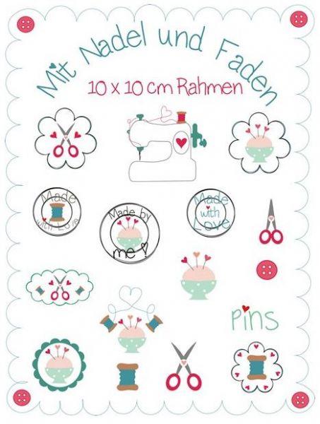 Mit Nadel und Faden 10x10