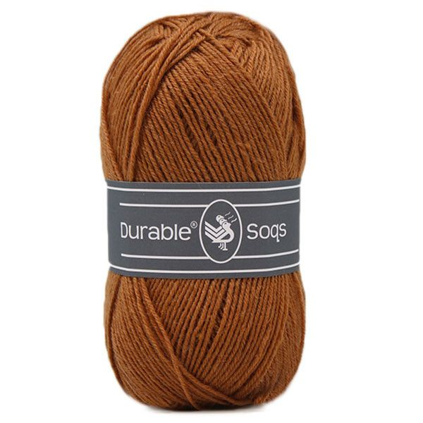 Durable Soqs col.407 / almond