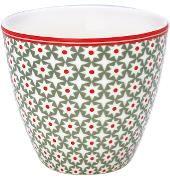 Latte cup Lara Green von GreenGate