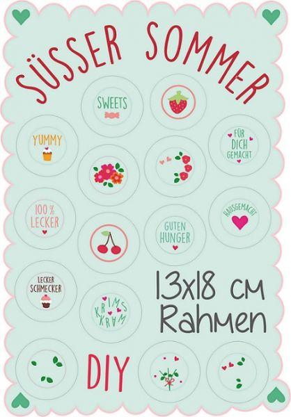 Süsser Sommer 13x18