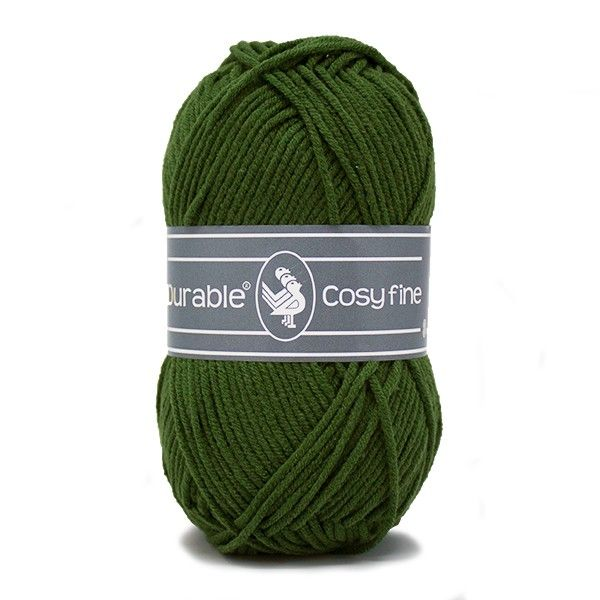Durable Cosyfine col.2150 / Forest green