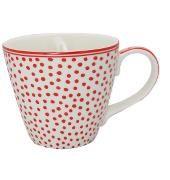 Mug Dot White von GreenGate