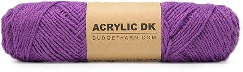BUDGETYARN - Acrylic DK - 055