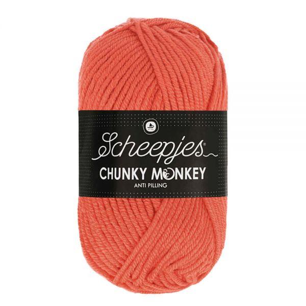 CHUNKEY MONKEY col.1132 - Coral