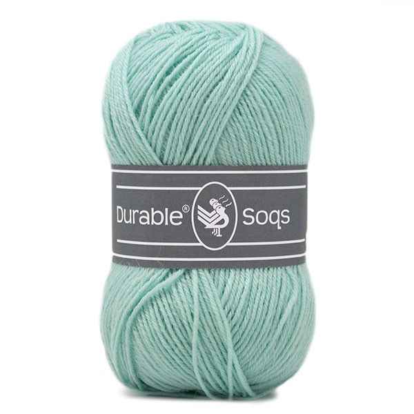 Durable Soqs col.416 / duck egg blue