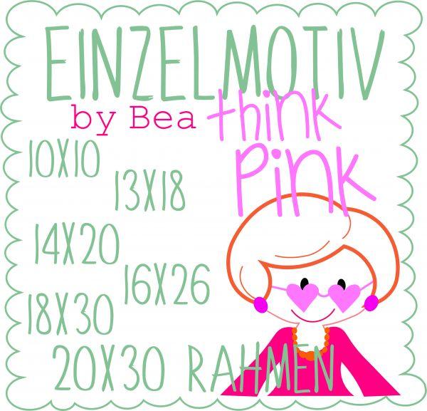 think pink - 2020 ( Alle Rahmengrößen )