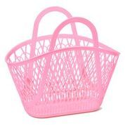 Sun Jellies - Betty Basket Bubblegum Pink