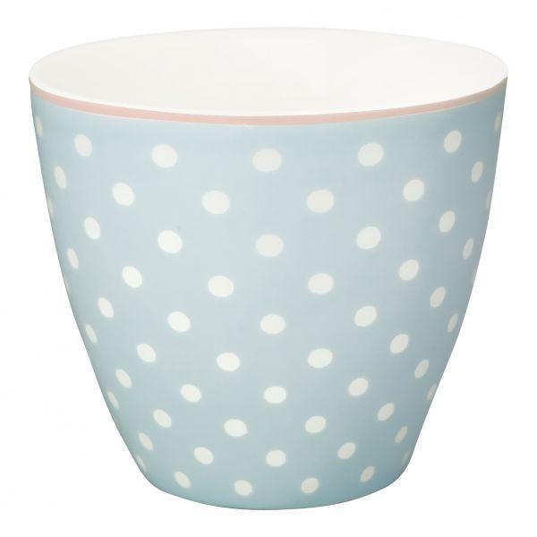 Latte cup Spot paleblue von GreenGate