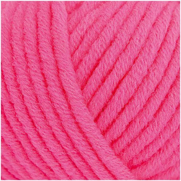 essentials big - neon pink