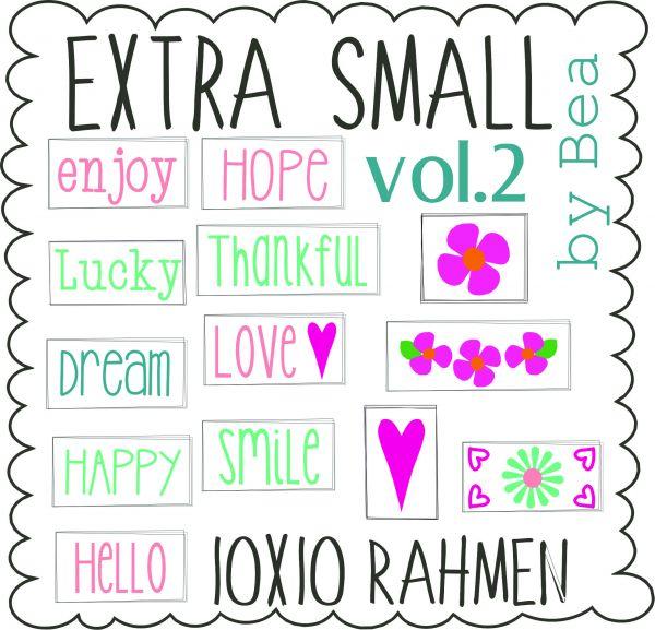 extra small - vol.2