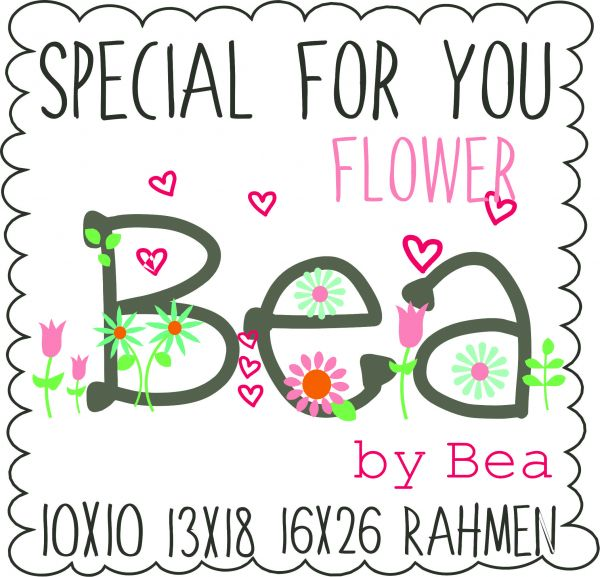 SPECIAL FOR YOU - Flower