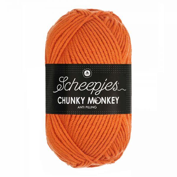 CHUNKEY MONKEY col.1711 - Deep Orange