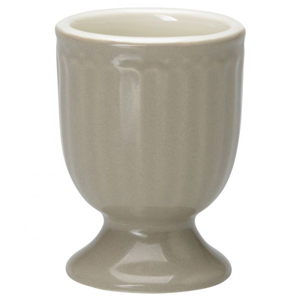 Egg cup Alice warm grey von GreenGate