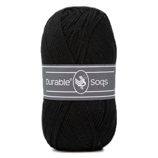 Durable Soqs col.325 / black