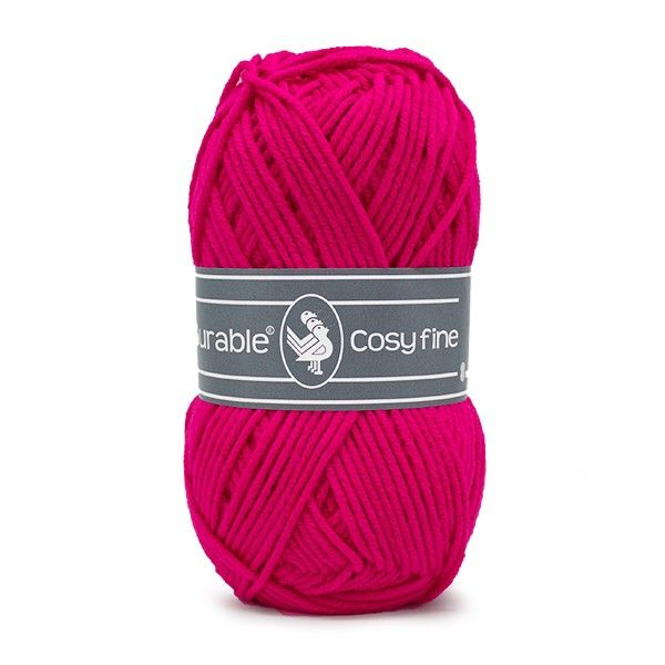 Durable Cosyfine col.238 / Deep fuchsia