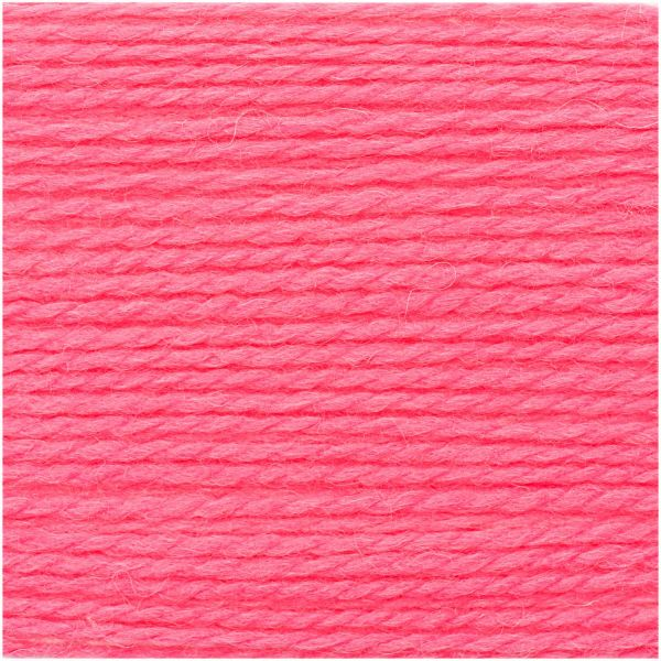 "creative ""soft wool"" - Neon Pink - 022"