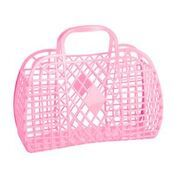 Sun Jellies - Bubblegum Retro Basket / L