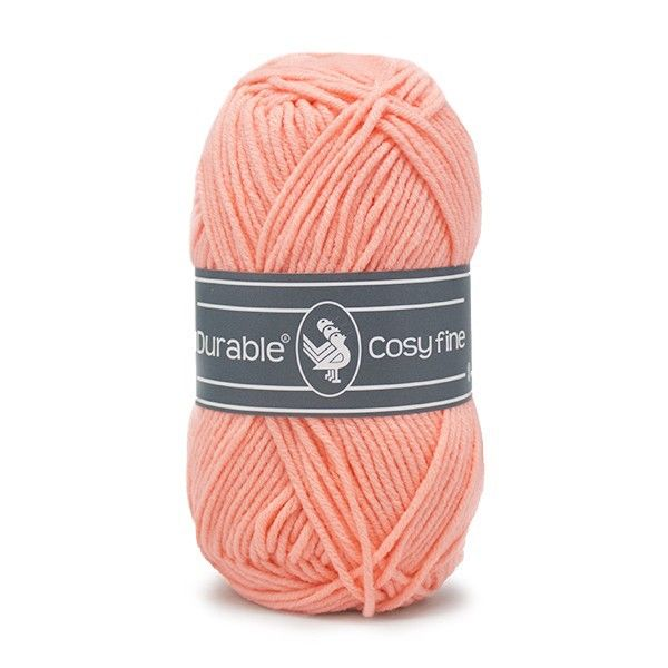 Durable Cosyfine col.211 / Peach
