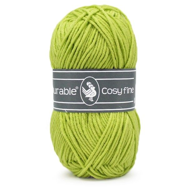 Durable Cosyfine col.352 / Lime