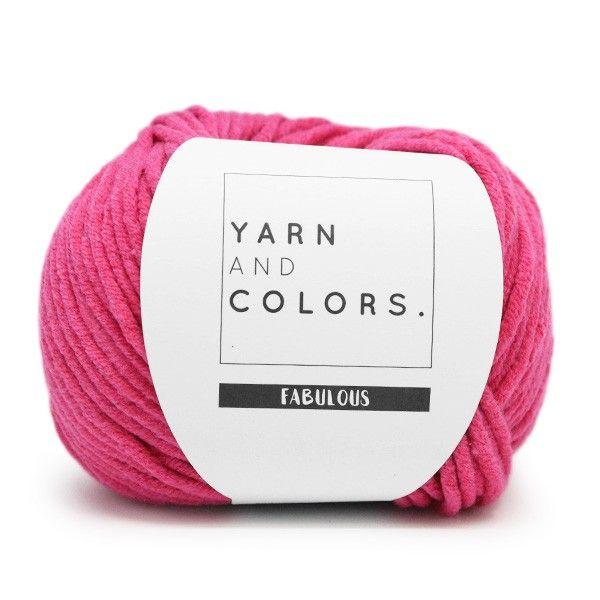 Fabulous - col.035 - Girly Pink