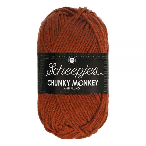 CHUNKEY MONKEY col.1029 - Rust