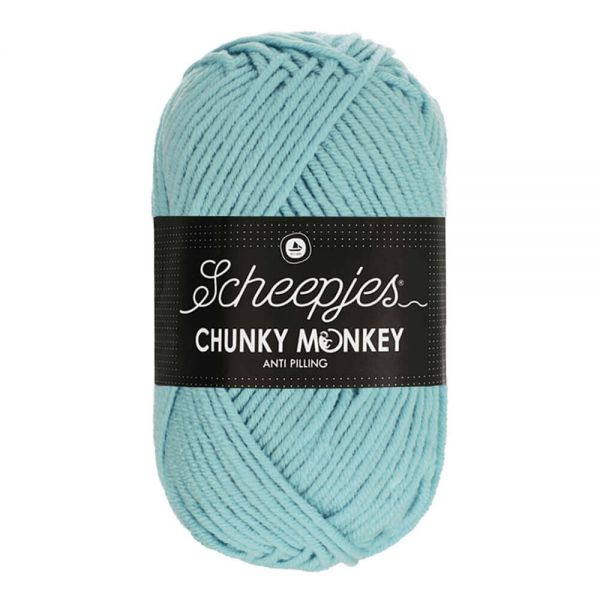 CHUNKEY MONKEY col.1019 - Powder Blue