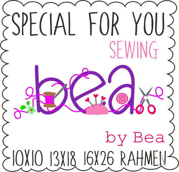 SPECIAL FOR YOU - Sew