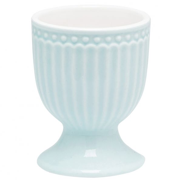 Egg cup Alice pale blue von GreenGate