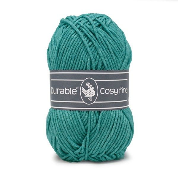 Durable Cosyfine col.2134 / vintage green