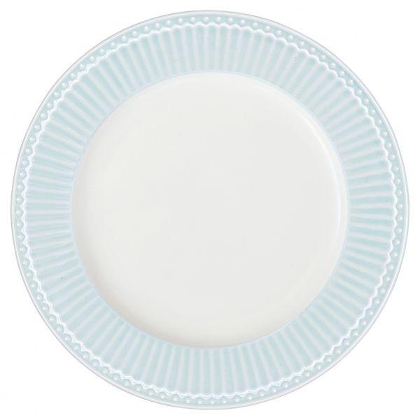 Dinner Plate Alice pale blue von GreenGate