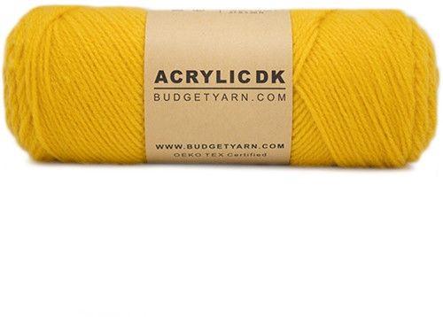 BUDGETYARN - Acrylic DK - 015