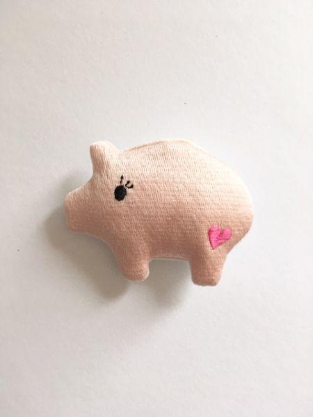 Deko - Mini Schweinchen