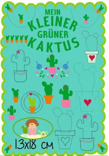 Mein kleiner grüner Kaktus 13x18
