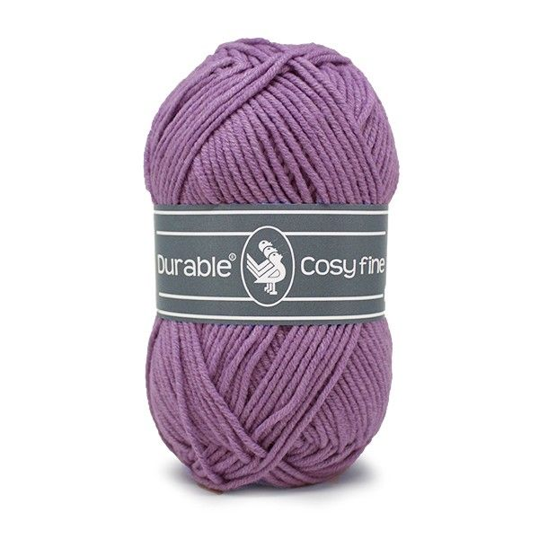 Durable Cosyfine col.269 / Light purple