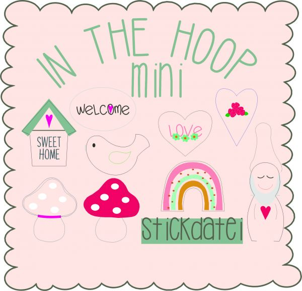IN THE HOOP - mini