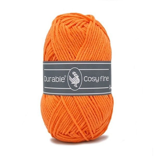 Durable Cosyfine col.2197 / Mandarin