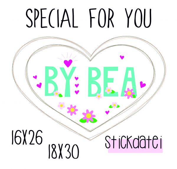 """SPECIAL FOR YOU - """"SUPER-Herz"""""""