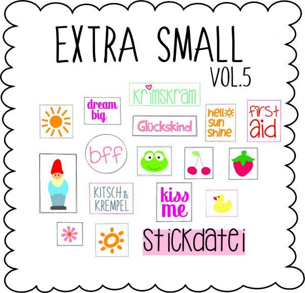 extra small - vol.5