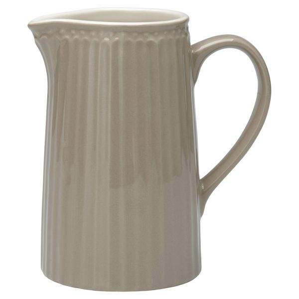 Jug Alice warm grey 1L von GreenGate
